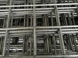 地面钢筋网片
